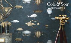Cole Son Fornasetti II