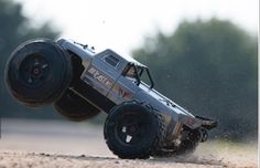 ARRMA Outcast 6S Rc Cars And Trucks, Rc Vehicles, Remote Control Cars, Tamiya, 4x4, Monster Trucks, Hobbies, Racing, Rc Cars