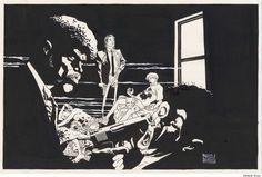 Pulp Fiction by Eduardo Risso