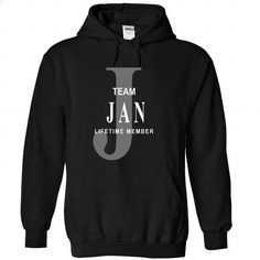 JAN - #crop tee #tshirt headband. MORE INFO => https://www.sunfrog.com/No-Category/JAN-3359-Black-28383505-Hoodie.html?68278