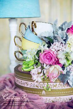 Teacups & Flowers