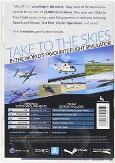 Microsoft Flight Simulator X: Steam Edition (Boxed Steam Code)