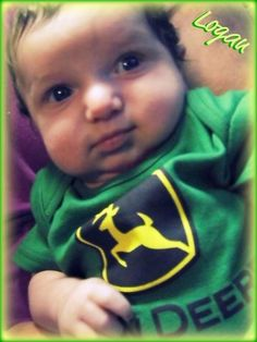 Check out this BabyCenter photo contest: Babies in Green