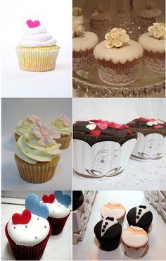 Faça você mesmo meu amor | Os cupcakes do seu casamento | Casando Sem Grana