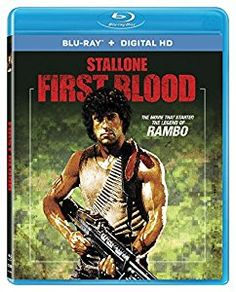 Amazon.com: Rambo: First Blood [Blu-ray + Digital HD]: Sylvester Stallone, Jack Starrett, Richard Crenna, Brian Dennehy, Bill McKinney: Movies & TV