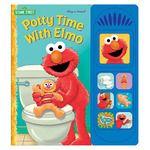 Elmo Potty Book - Potty Time with Elmo - Sound Book