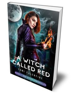 """""""Like the Vampire Diaries had a love child with the show Supernatural."""" In the dark underworld, they know her as Red, a witch trained as a demon hunter, where she came from is a mystery. She goes to Los Angeles to hunt a killer, teaming up with Lucas, a punk rock vampire with a conscience. The death count grows as she sinks into a supernatural conspiracy. Red needs to keep her wits sharp. And her stake sharper. Or she'll die before she even learns her real name… Demon Hunter, Underworld, Vampire Diaries, Punk Rock, Book 1, Supernatural, The Darkest, Mystery, Witch"""