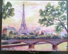Paris Natural Perfume Gift Box by JoAnne Bassett