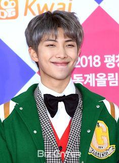 BTS RM at 2017 SBS Gayo Daejun (Red Carpet) [171225]