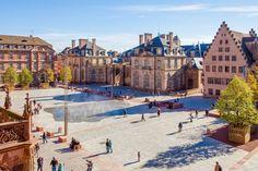 Office de Tourisme de Strasbourg et sa région, Alsace
