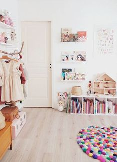 Looking for the perfect theme for your little girl room? Get inspired by our selection of popular decor ideas for your baby girl nursery and little girl bedroom. Girls Bedroom, Bedroom Decor, Bedroom Ideas, Bedroom Storage, Nursery Storage, Bedroom Lamps, Wall Lamps, Baby Bedroom, Trendy Bedroom