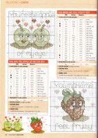 cuisine - kitchen - rigolo - point de croix - cross stitch - Blog : http://broderiemimie44.canalblog.com/