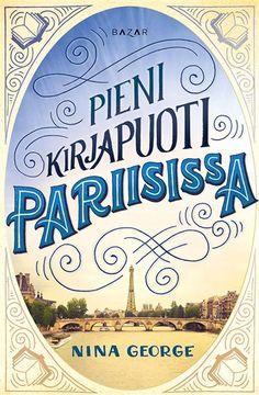 Pieni kirjapuoti Pariisissa Social Security, Literature, Reading, Books, Cards, Google, Literatura, Libros, Book