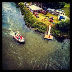 Strandfest 2015 Wasserwacht Osterhofen