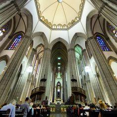 Catedral Metropolitana de São Paulo - Sé, SP