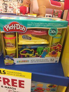 Play doh. B Xmas idea 2016