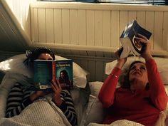 In die bed met Bibi en Marita
