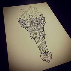 Done by Oleg Kalinin, tattooist based in Kirov, Russia  TattooStage.com - Rate & review your tattoo artist. #tattoo #tattoos #ink