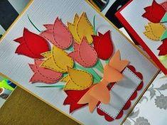 Hoje trago 20 ideias de cartões para o Dia das mães, data comemorada no 2º domingo do mês de Maio, quereforça vínculos entre mães...