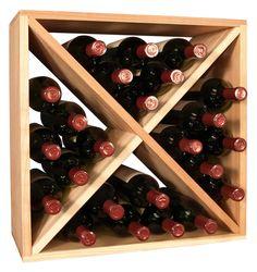 Wine Racks America : 24 Bottle Wine Cube