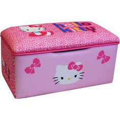 Hellokitty toy box