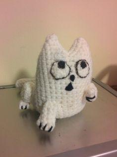 Crocheted Simons Cat