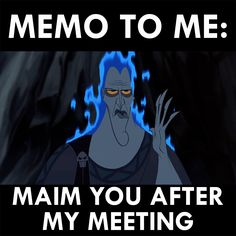 Hades is my fav Disney villain