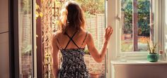 Why You Should Open A Window (Especially When It's Cold Outside)