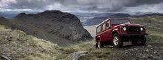 Land Rover Defender LWB