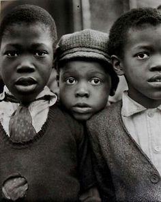 Children, Harlem, New York, 1932 by Ruth Bernhard