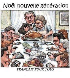 Pas que les nouvelles génération...plutôt Noël en 2012 ;-)