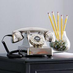Retro Desk Phone - Black - Grandin Road Grandin Road http://www.amazon.com/dp/B0032LWYTO/ref=cm_sw_r_pi_dp_s.xTtb05VGZ8NZX6