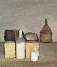 sauvage27: STILL LIFE (Still Life) - Giorgio Morandi