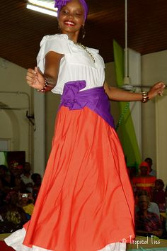 Creole Food Fest and Fashion Show, St Gerard's Hall, Dominica