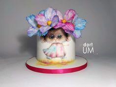 Cute mouse by sarka finsterlova