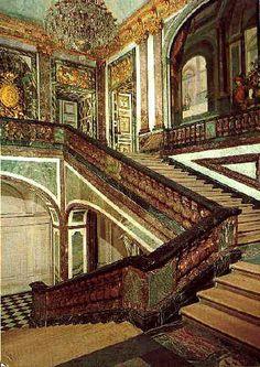 Scala della Regina - Versailles