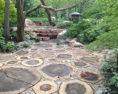 Eclectic Landscape Design, Pictures, Remodel, Decor and Ideas - page 10