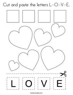 Preschool Activity Books, Preschool Coloring Pages, Preschool Themes, Preschool Activities, Letter L Crafts, K Crafts, Valentine Crafts For Kids, Valentines Day Activities, Mardi Gras