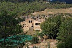 Vall de Marfà – Masia de Marfà, segles X – XVIII.
