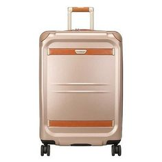 Cases Covers and Skins: Ricardo Luggage Ocean Drive 25-Inch Spinner - Sandstone -> BUY IT NOW ONLY: $159.95 on eBay!