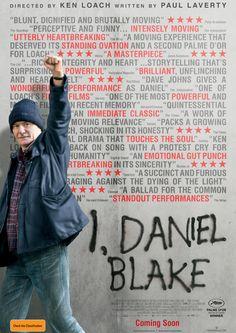 I, Daniel Blake (Ken Loach, 2016)
