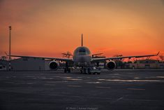 Beautiful sunset by Kornél Medgyesi on 500px