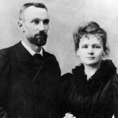 Marie and Pierre Curie and the discovery of polonium and radium
