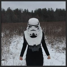 Star Wars - Life Size Stormtrooper Helmet and Recon Chest Free Papercraft Download - http://www.papercraftsquare.com/star-wars-life-size-stormtrooper-helmet-recon-chest-free-papercraft-download.html