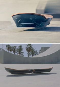 Lexus posted a video for a vehicle we've all dreamed about but never thought possible: a real hoverboard!