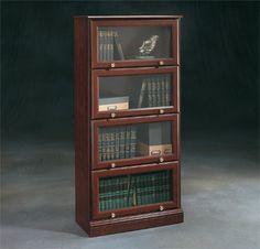 barrister bookcase antique bookshelves with elegant designs - Antique Bookshelves