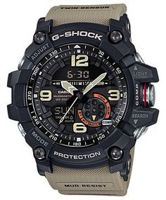If you are here to find out what makes G-Shock GWG-1000 Mudmaster series become the best G-Shock Series for 2015? you might read the rest of this post.