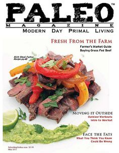 This is our first ever issue and is a perfect introduction to the Paleo lifestyle.  Most people don't question the nutritional advice that's floating around out there because they don't know they need to. It's the goal of this magazine to bend the le yet other cookbook filled with 15 tasteful Paleo Desserts, this is the cookbook I found http://youtube.com/watch?v=sIkaWqA3zGs Get this additional cookbook with 30 quick Paleo meal recipes.