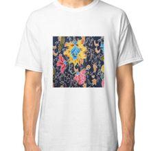 """EDR 271 Beautifull Parkasit Khuansuwan Batik"" Classic T-Shirts by deborahlily | Redbubble"