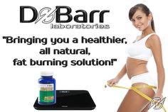 ABAIXOR: All natural Brazilian fat burning formula. Exclusively at www.debarrlabs.com